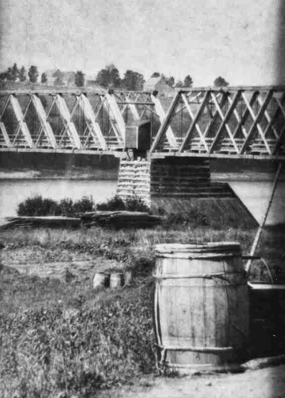 Privy on Hartland Bridge