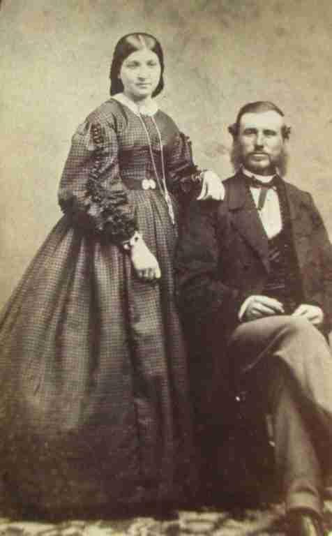 William & Mary Fowler