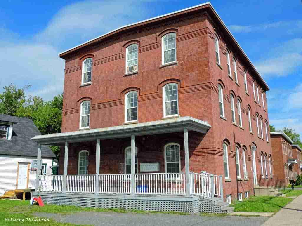 Former Marysville Hotel