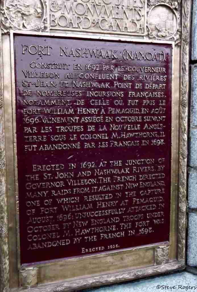 Fort Nashwaak