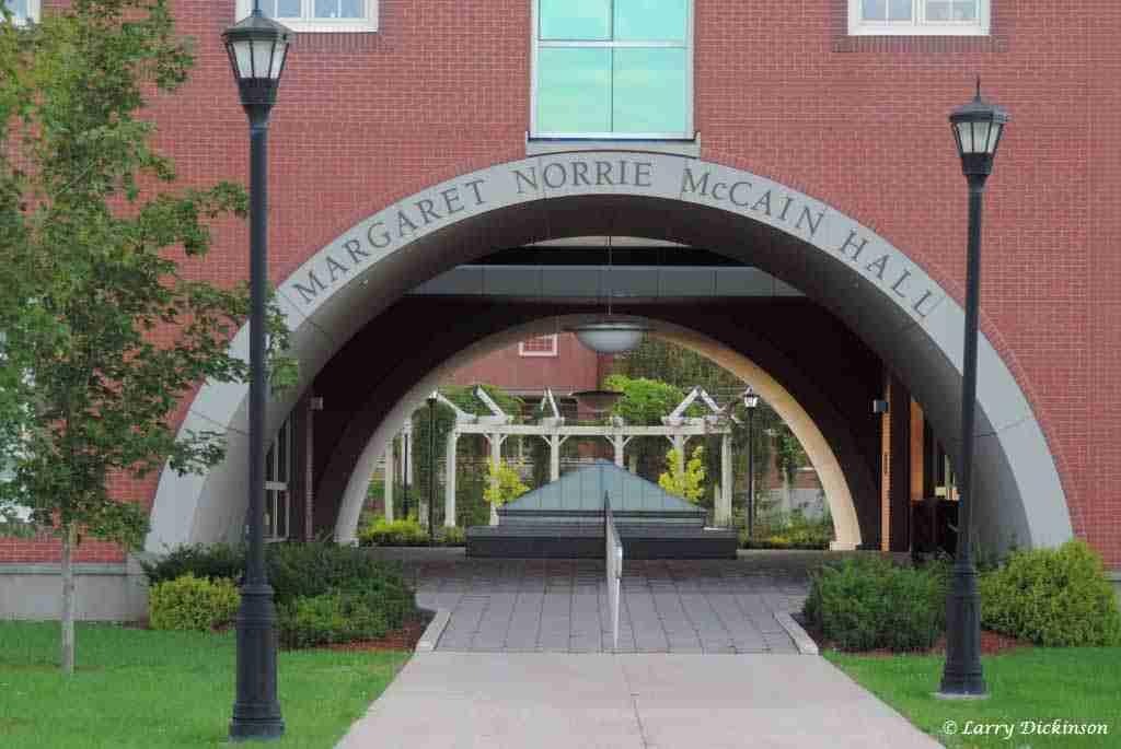 Margaret Norrie McCain Hall