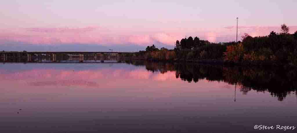 St. John River Fall Photo