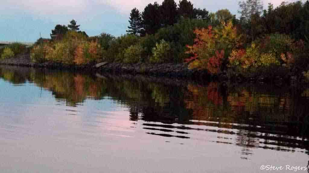 St. John River Fall Photos