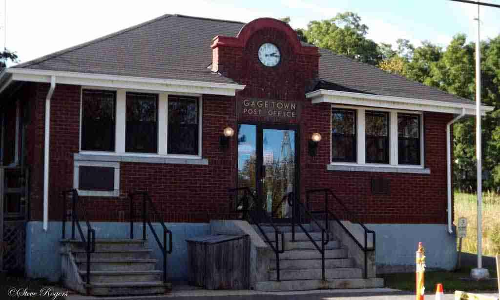 Gagetown Post office