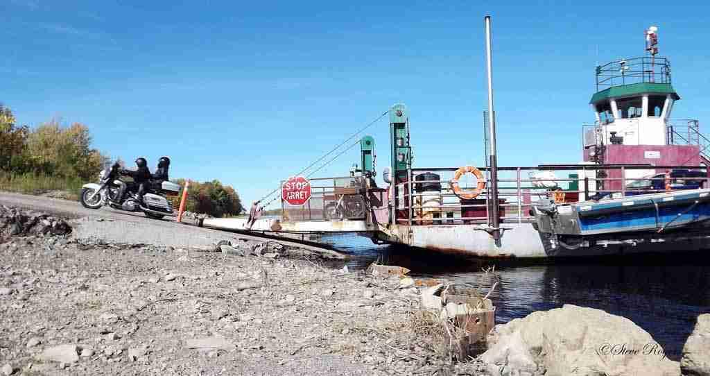 Gagetown Ferry