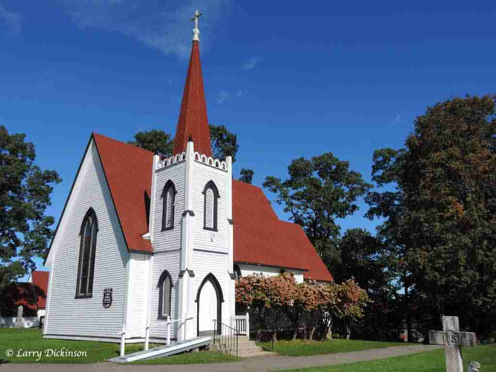 anglican church 1