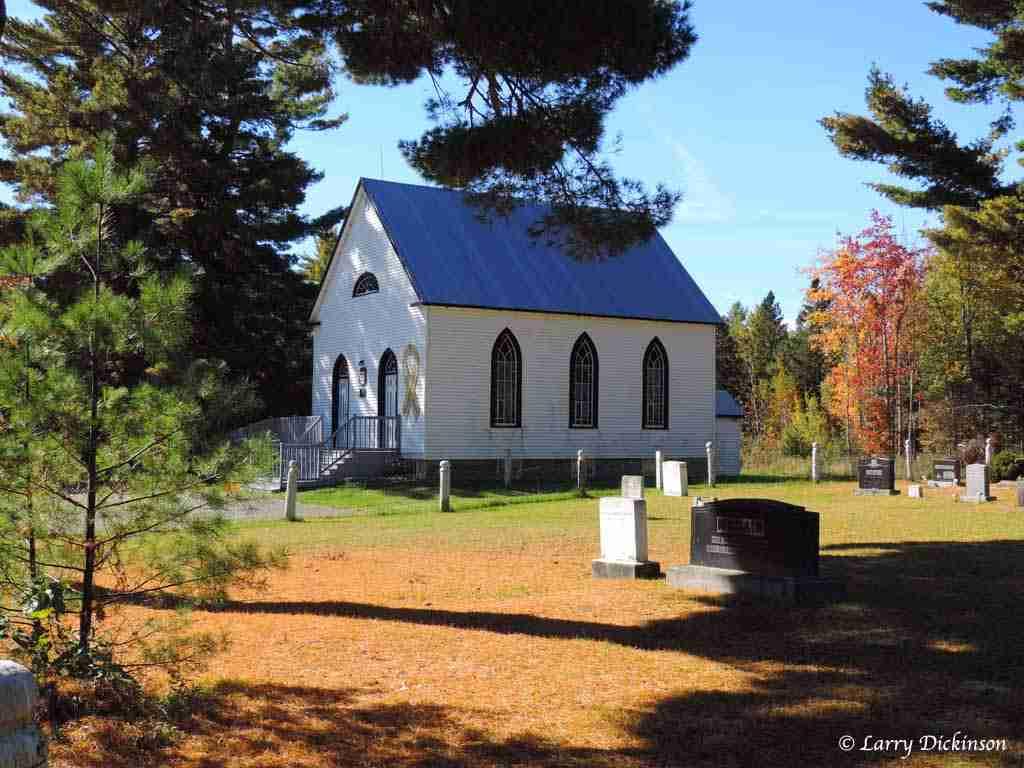 Burton Church