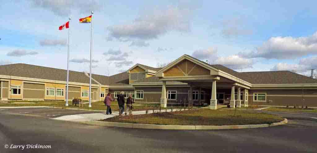 Nashwaak Villa Nursing Home