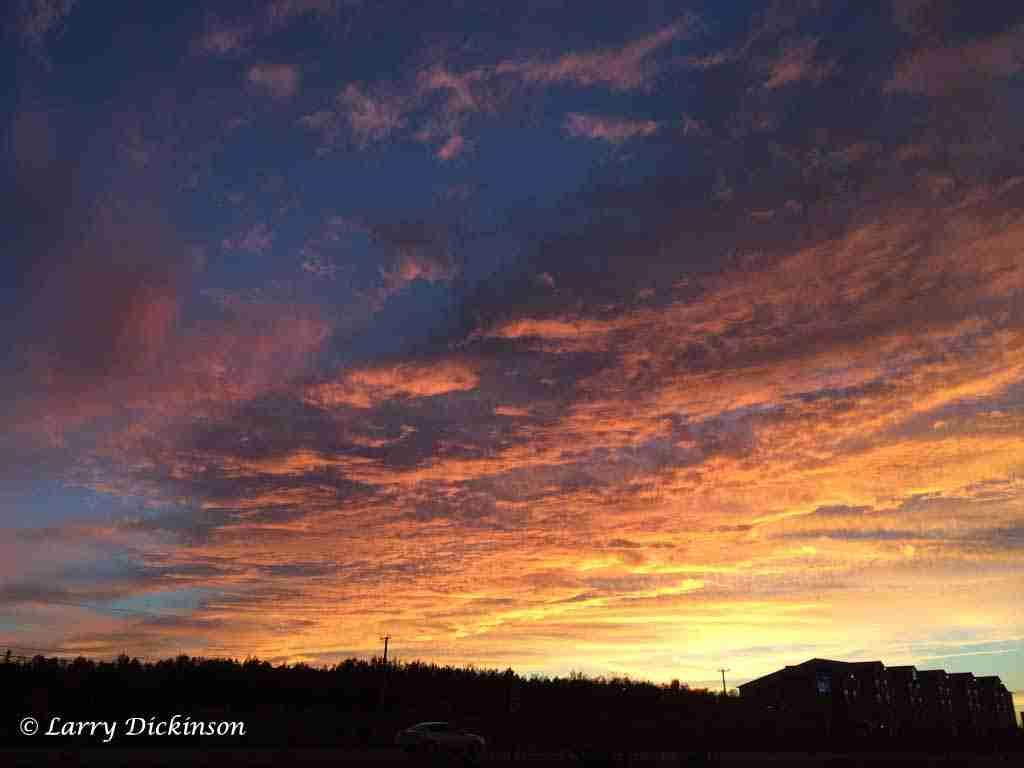 Sunset September 30, 2013
