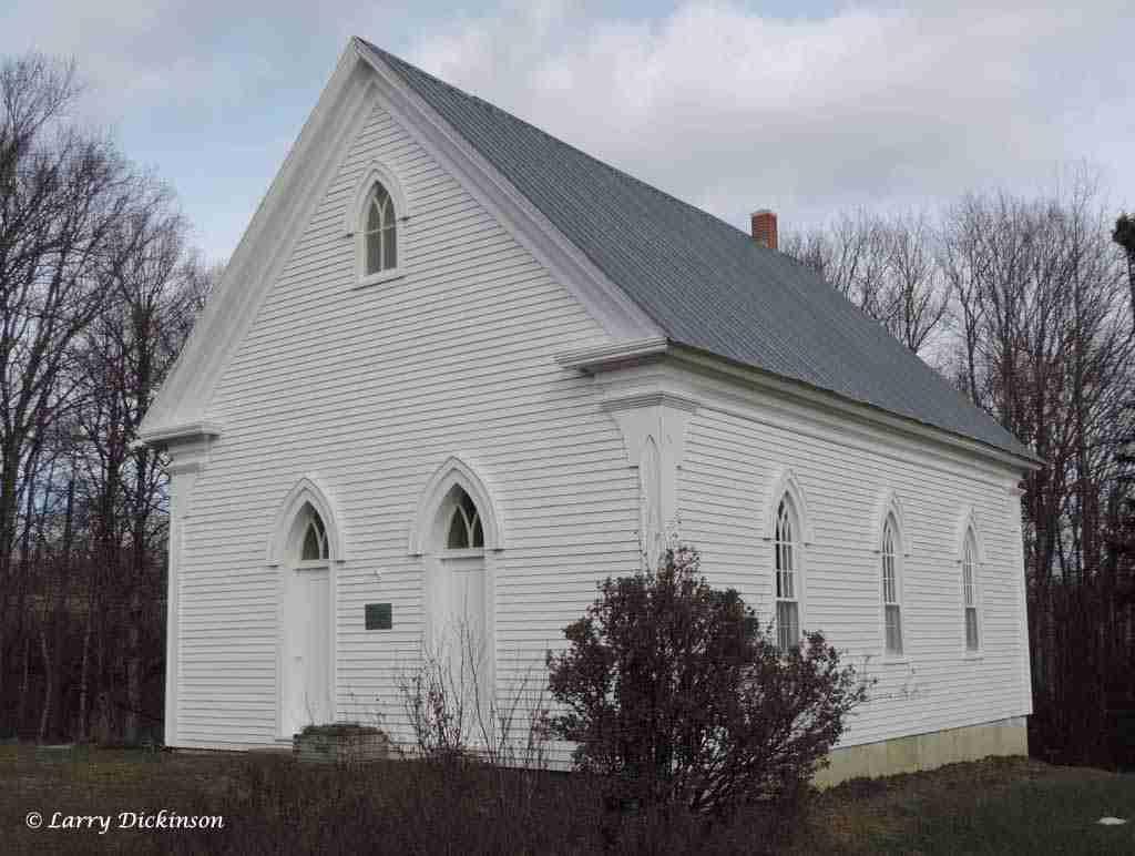Welsh Chapel in Cardigan NB