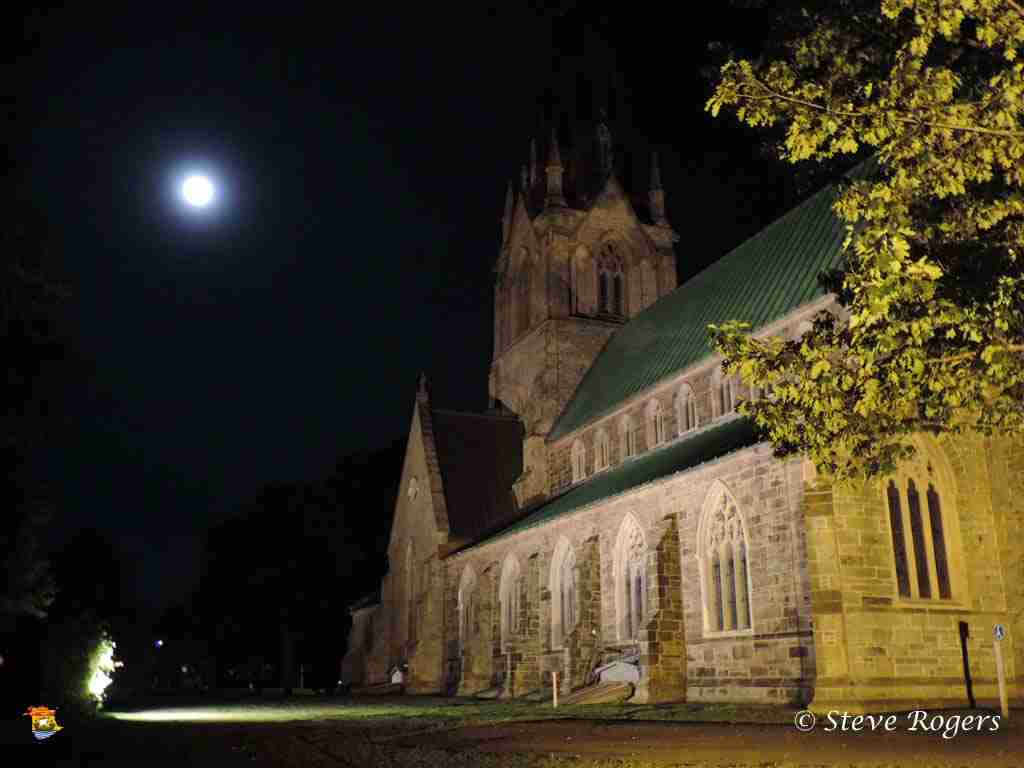 Christ Church Cathedral, Fredericton