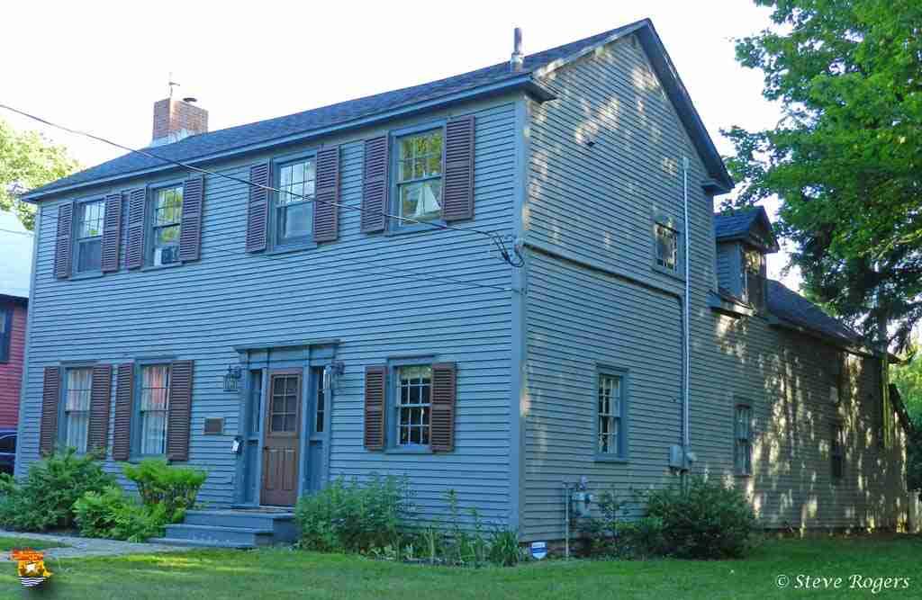 Colonel Isaac Allen Cottage