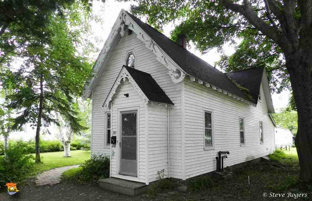 Wilmot Park Caretaker's Cottage