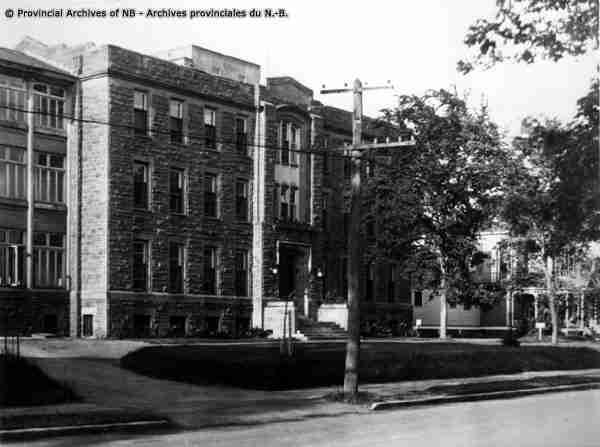 Victoria Public Hospital Fredericton