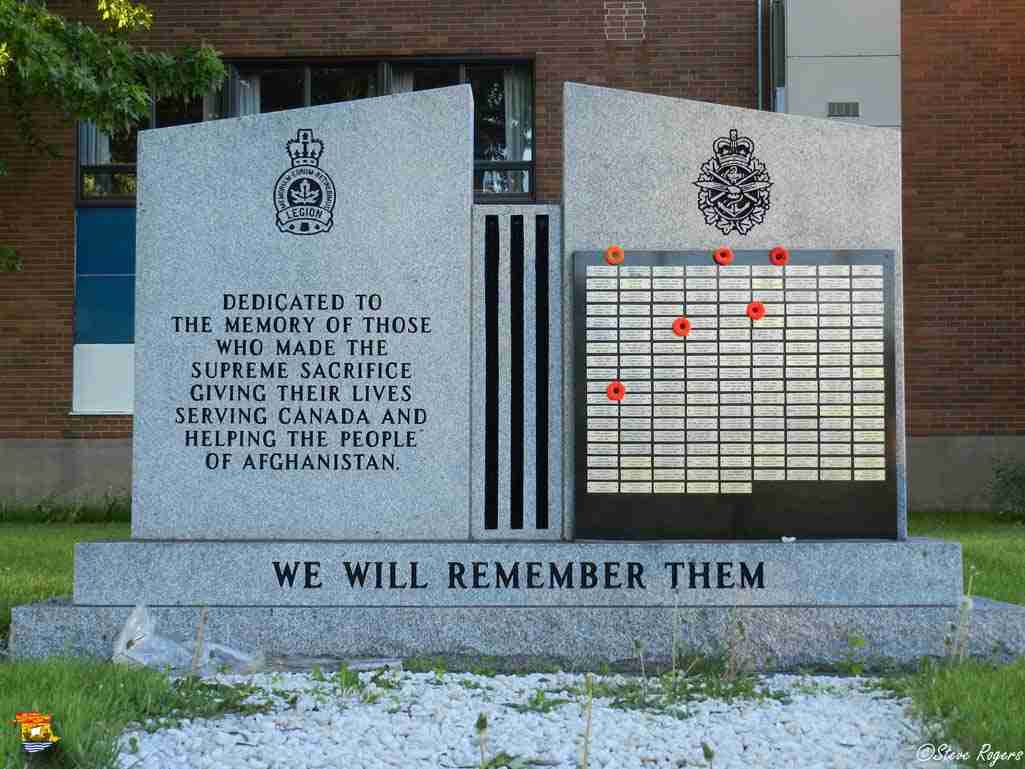 Afghan War Monument