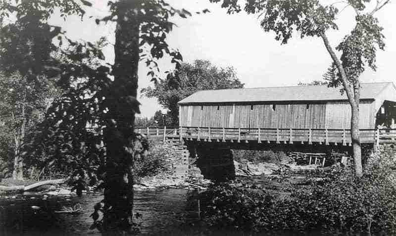 Fredericton's Stone Bridge