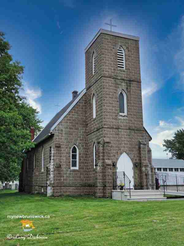 St. John's Anglican Church Oromocto