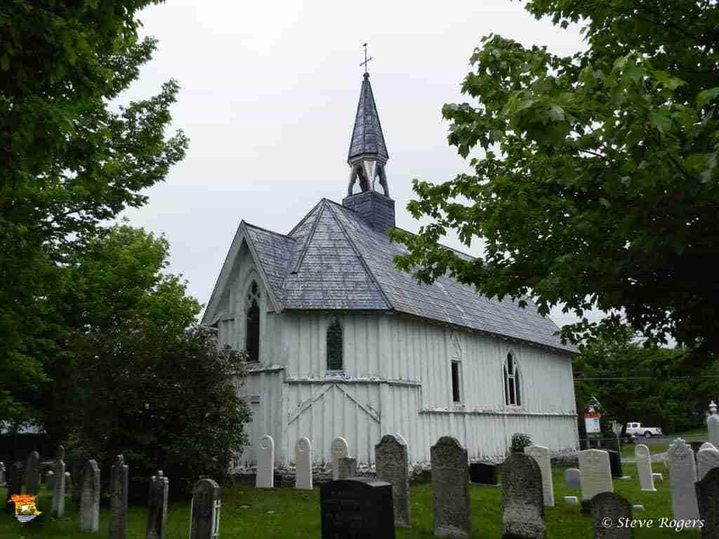 Church of St. Mary the Virgin Cemetery