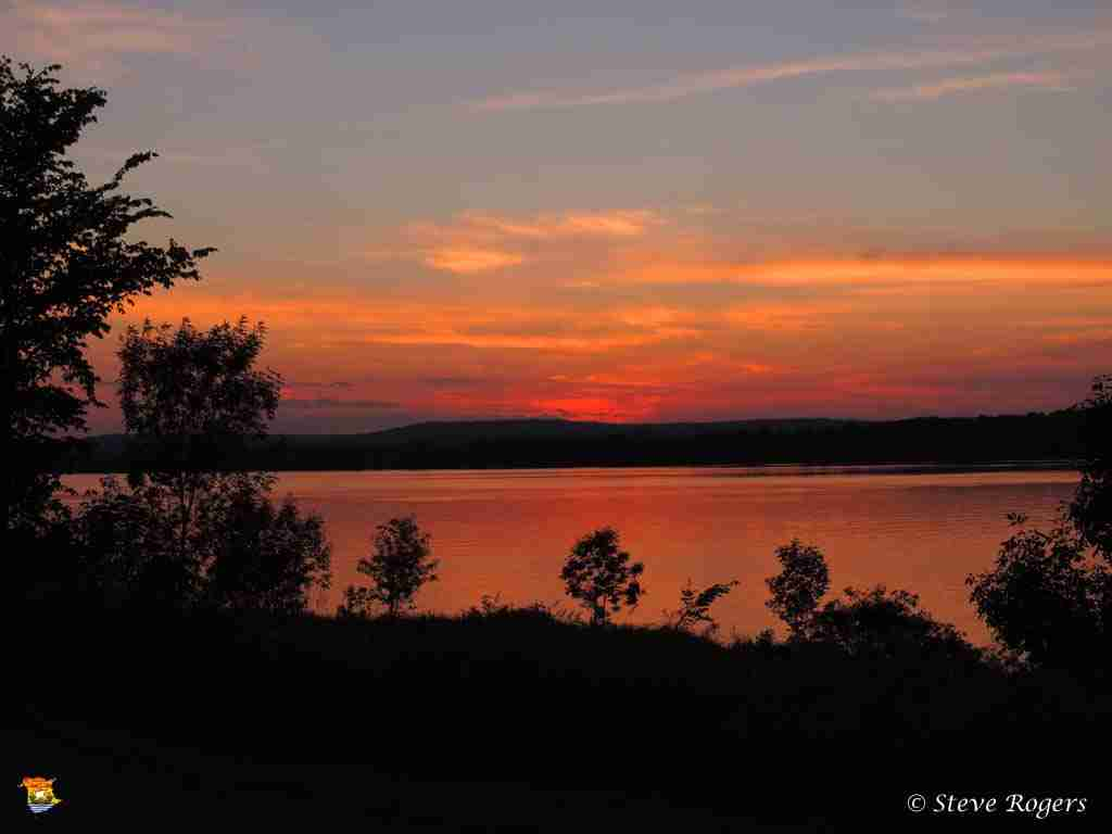 Fredericton Sunset