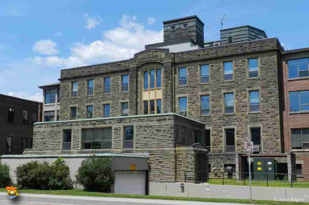 Fraser Memorial Building (Old Victoria Public Hospital)