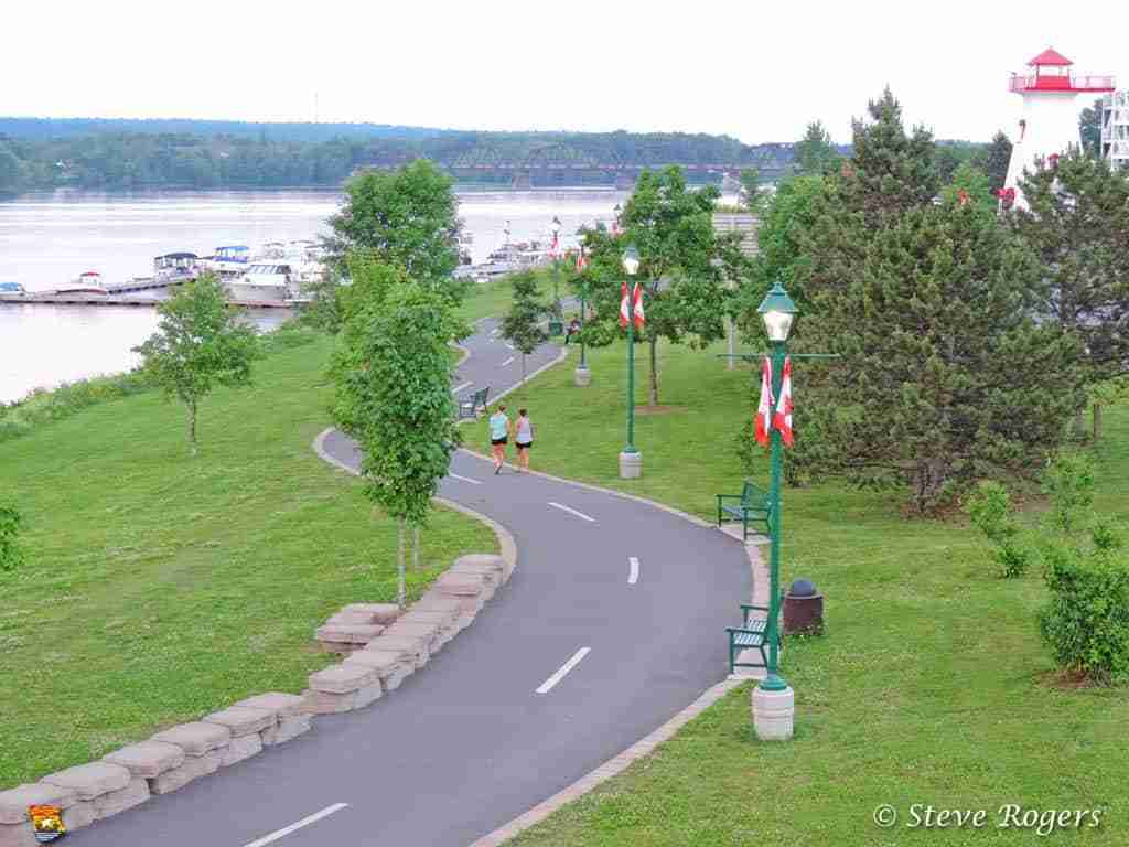 Fredericton's Riverfront