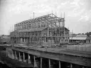 Fredericton Exhibition Building