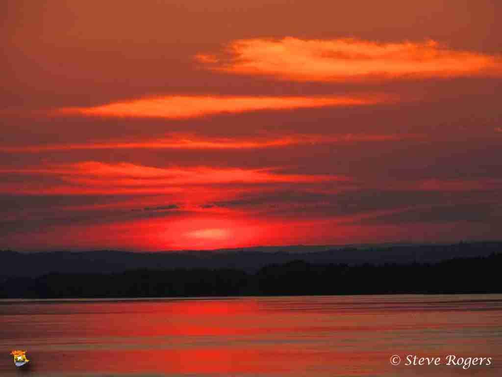 Delta sunset 09