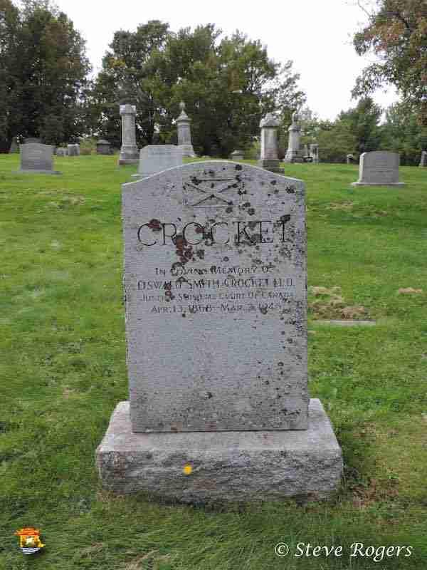 Oswald Crocket