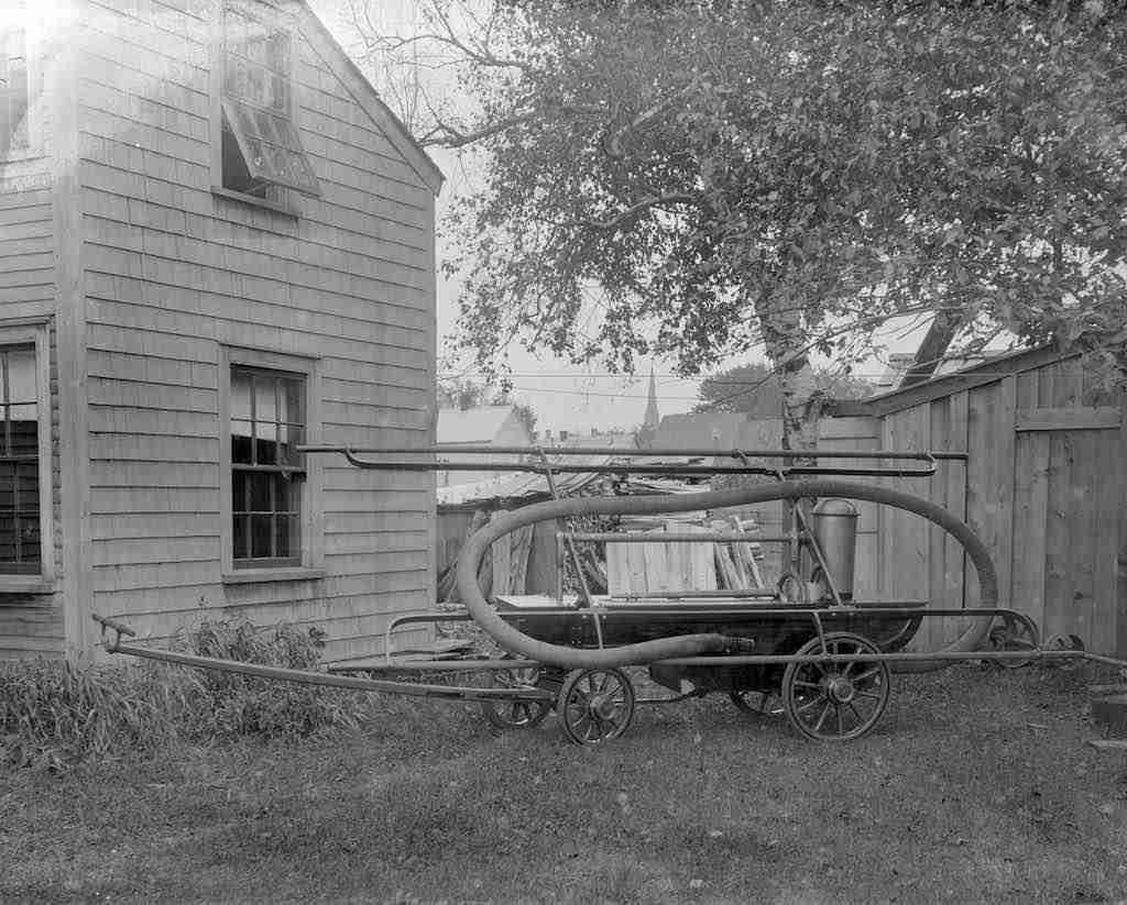 John Taylor Steam Pumper