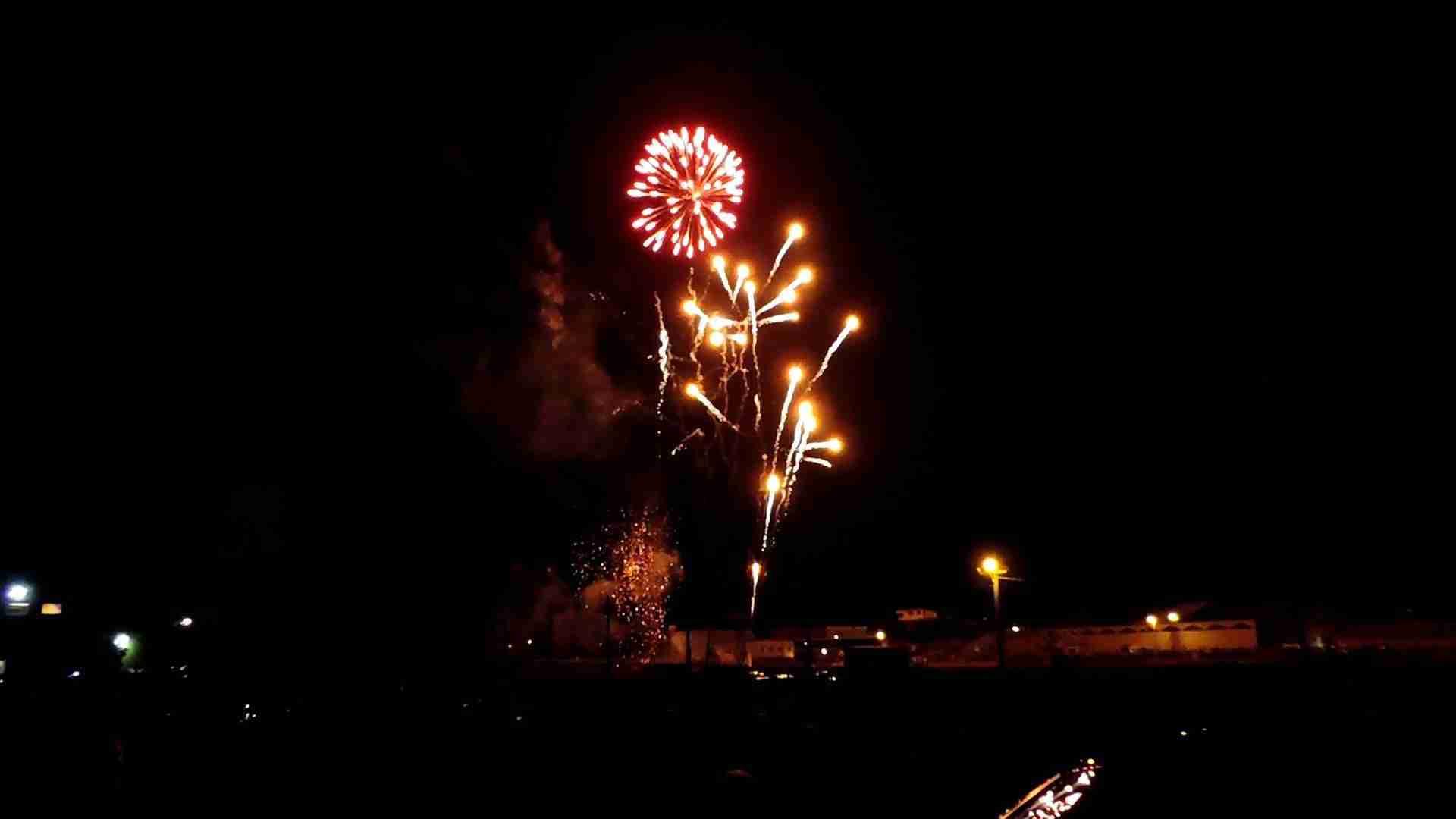 NBEX Fireworks 2014
