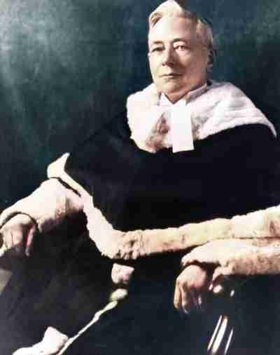 Oswald Smith Crocket