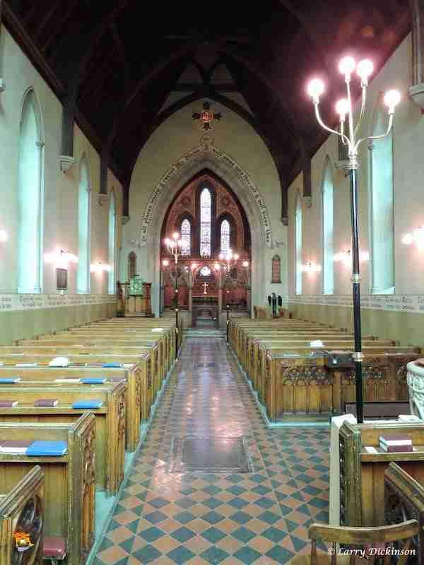 Saint Anne's Parish Church Fredericton