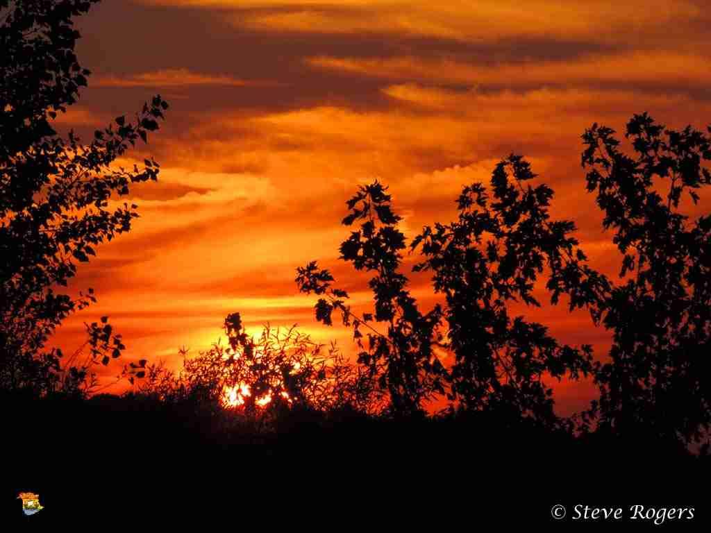 Sunset September 28, 2014