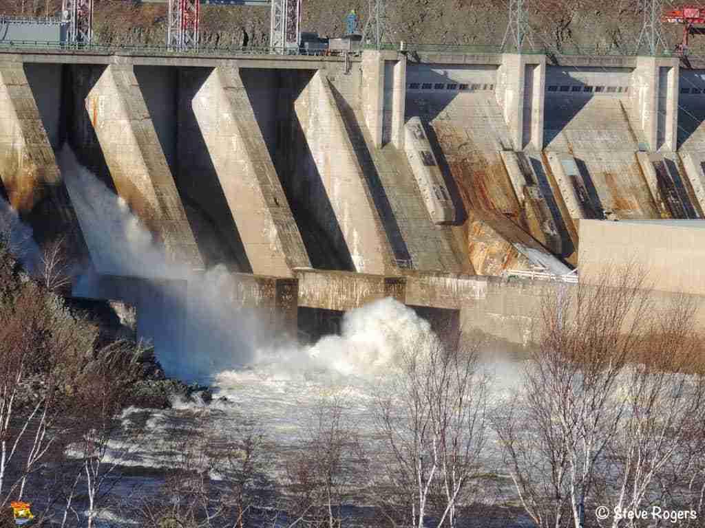 Mactaquac Hydro Electric Dam