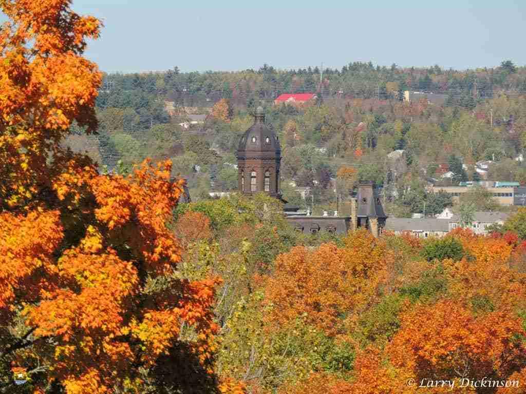 New Brunswick Legislature Dome