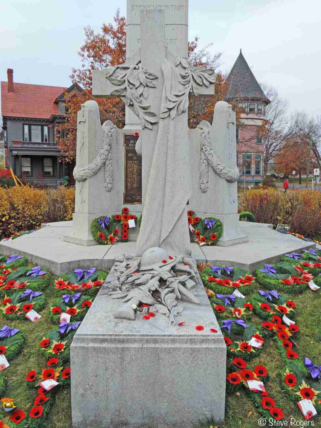 Remembrance Day 2014 Fredericton