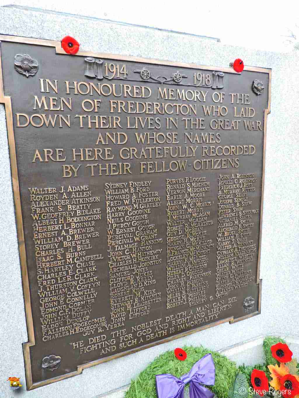 Cenotaph Fredericton 019