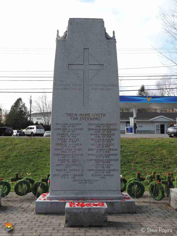 Cenotaph Marysville 010