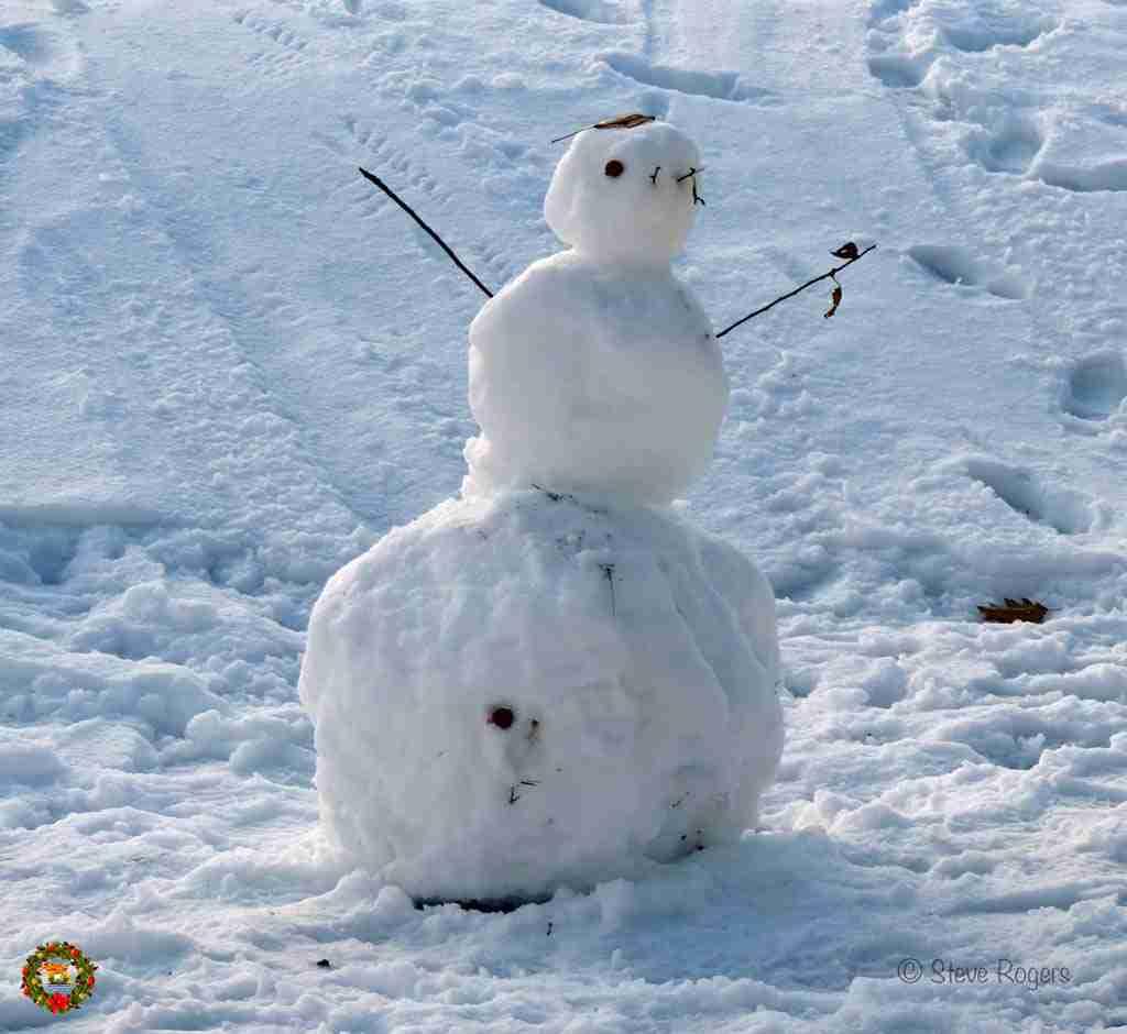 Snowman Odell Park 02