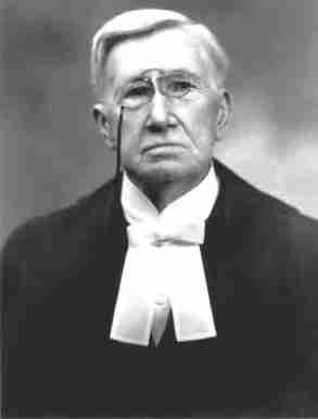 Hon. Judge Jeremiah Hayes Berry