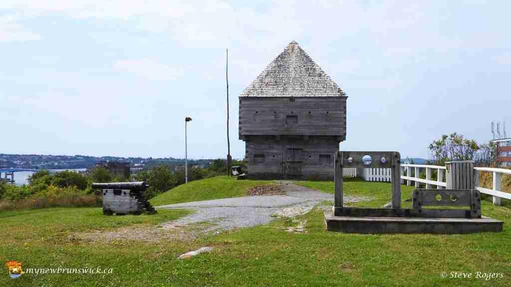 Fort Howe blockhouse, Saint John
