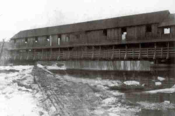 Original Barkers Point Bridge