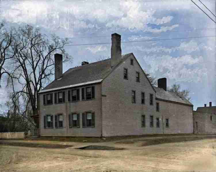 Jonathan Odell House