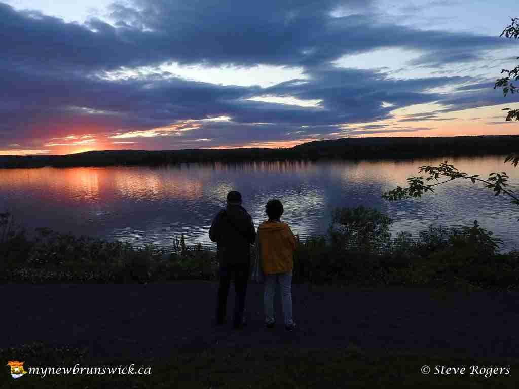 Sunset At The Delta Fredericton