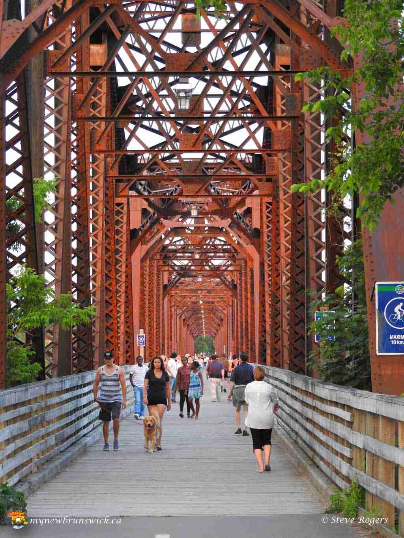 Bill Thorpe Walking Bridge 279