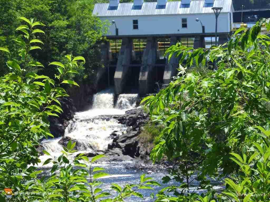 St. Stephen / Milltown Hydro Dam