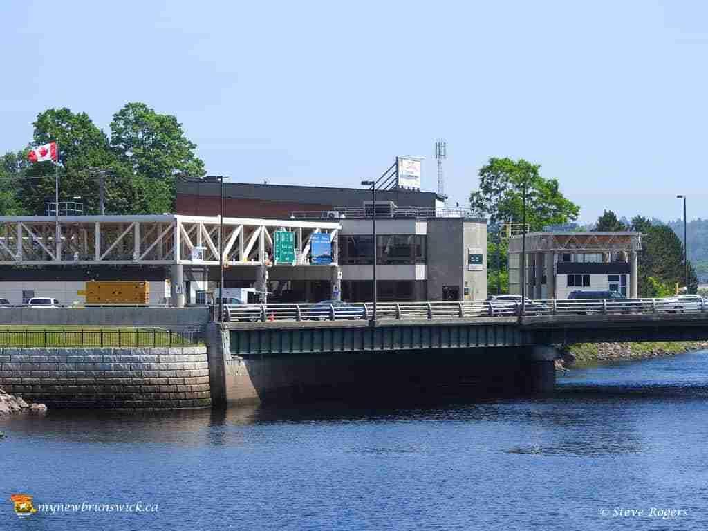 St. Stephen / Milltown Border Crossing