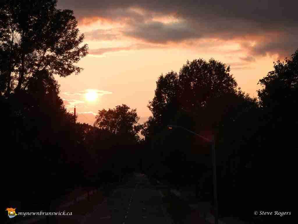 Sunset Brunswick St 278