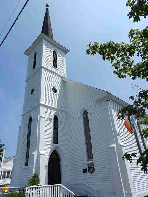 Wesley United Church  St. Andrews