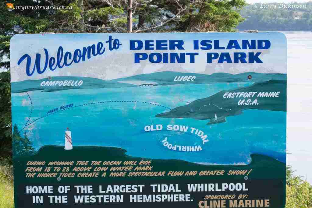 Deer Island, New Brunswick